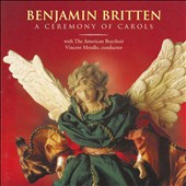 Banjamin Britten: A Ceremony of Carols