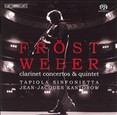 Weber: Clarinet Concertos & Quintet [Hybrid SACD]