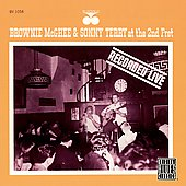Sonny Terry/Sonny Terry & Brownie McGhee: Brownie McGhee & Sonny Terry at the 2nd Fret