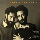 Sergio Assad & Odair Assad/Astor Piazzolla: Music for Two Guitars