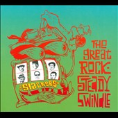 The Slackers: The  Great Rocksteady Swindle [Digipak]