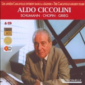 Aldo Ciccolini plays Schumann, Chopin & Grieg