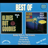 Various Artists: Oldies But Goodies, Vol. 1 & 2