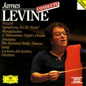 James Levine Conducts