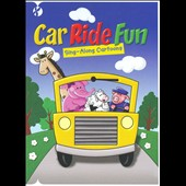 Various Artists: Car Ride Fun: Sing-Along Cartoons