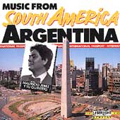 Mauricio Jerez: Music From South America: Argentina