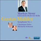 Gustav Mahler: Sympnonie Nr. 2 / Christiane Oelze, Micheala Schuster