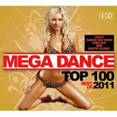 Various Artists: Mega Dance Best of 2011: Top 100