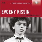 Evgeny Kissin Plays Chopin and Liszt