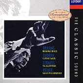 The Classic Sound - Brahms, Dvorak, Strauss / Reiner
