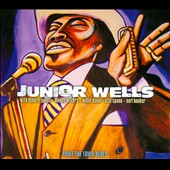 Junior Wells: Paint the Town Blues [Digipak]