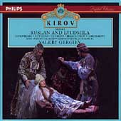 Glinka: Ruslan and Lyudmila / Gergiev, Kirov Opera
