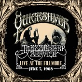 Quicksilver Messenger Service: Live at the Fillmore: June 7, 1968 [Digipak]