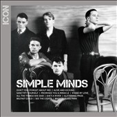Simple Minds: Icon