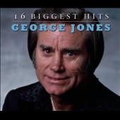 George Jones: 16 Biggest Hits