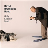 David Bromberg/David Bromberg Band: Only Slightly Mad [Digipak] *