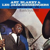 Art Blakey & the Jazz Messengers: Au Club at St Germain, Vol. 1