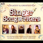 Various Artists: Latest & Greatest Singer Songwriters [Box]