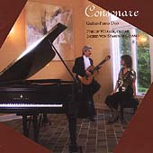 Consonare - Guitar-Piano Duo / Weaver, Spakovsky