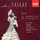 Callas Edition - Rossini: Barber of Seville - Highlights