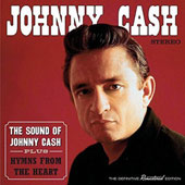 Johnny Cash: The Sound of Johnny Cash/ Hymns from the Heart