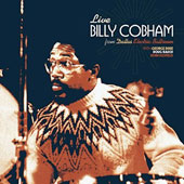 Billy Cobham: Live Electric Ballroom in Dallas, Texas 1975