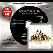 Earth, Wind & Fire: Head to the Sky [Slipcase]