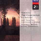 Strauss: The Concertos / Tuckwell, Belkin, Gulda, Ashkenazy