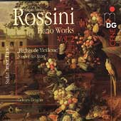 Rossini: Piano Works Vol 2 / Stefan Irmer
