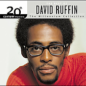 David Ruffin: 20th Century Masters: The Millennium Collection: Best of David Ruffin
