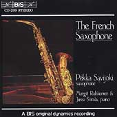 Milhaud, Boutry, Francaix, Ibert - The French Saxophone