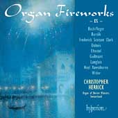 Organ Fireworks Vol 9 / Christopher Herrick