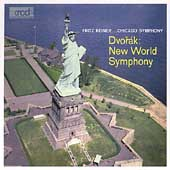 Dvorak: New World Symphony / Reiner, Chicago Symphony