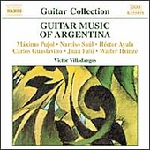Guitar Collection - Guitar Music of Argentina / Villadangos