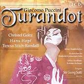 Puccini: Turandot / Solti, Stich-Randall, Goltz, Schiebener