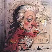 Mozart Unexpurgated / Lancaster, The Song Company