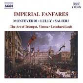Imperial Fanfares - Monteverdi, Lully, Salieri, et al / Leeb