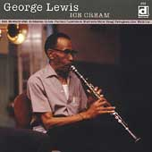 George Lewis (Clarinet): Ice Cream