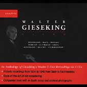 Walter Gieseking - Piano