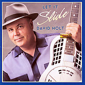 David Holt (Banjo): Let It Slide