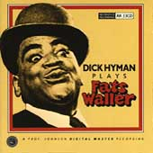 Dick Hyman: Dick Hyman Plays Fats Waller