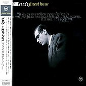 Bill Evans (Piano): Bill Evan's Finest Hour