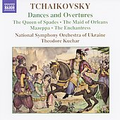 Tchaikovsky: Dances and Overtures / Kuchar, et al