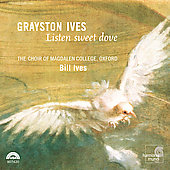 G. Ives: Listen, sweet dove / Bill Ives, et al