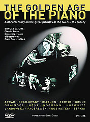 Various Artists / Golden Age Of The Piano [DVD]