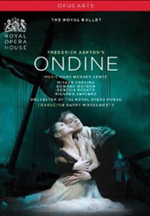 Henze: Ondine / Yoshida, Watson, Royal Ballet, ROH Orch., Wordsworth [DVD]