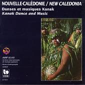 Raymond Ammann: Kanak Dance & Music from New Caldonia