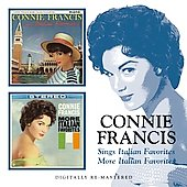 Connie Francis: Sings Italian Favorites/More Italian Favorites [Remaster]