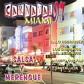 Various Artists: Carnaval Salsa Y Merengue