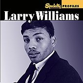 Larry Williams (Piano/Singer): Specialty Profiles *